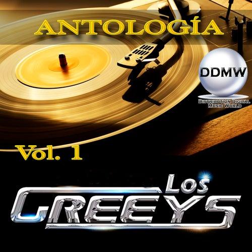 Antología, Vol. 1 by Los Grey's