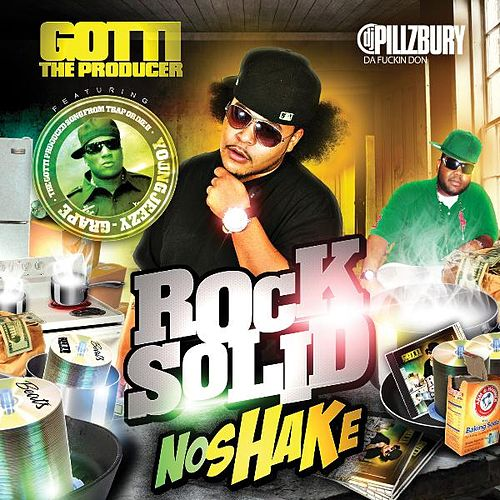 Rock Solid No Shake de Various Artists