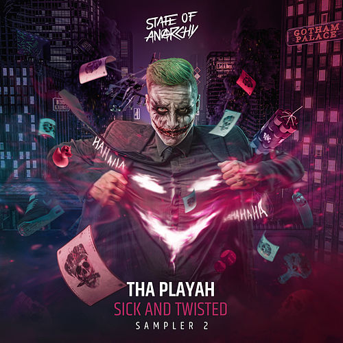 Sick And Twisted Sampler 2 by Tha Playah