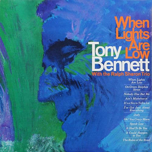 When Lights Are Low by Tony Bennett