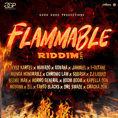 Flammable Riddim by Various Artists