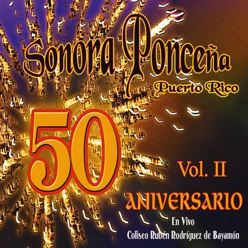 50 Aniversario, Vol.2 de Sonora Poncena