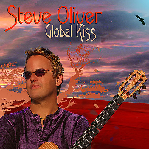 Global Kiss by Steve Oliver