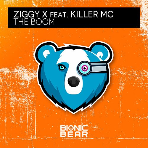 The Boom by Ziggy X