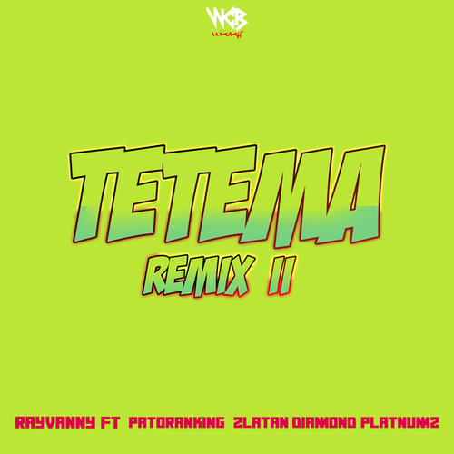 Tetema Remix II de Rayvanny