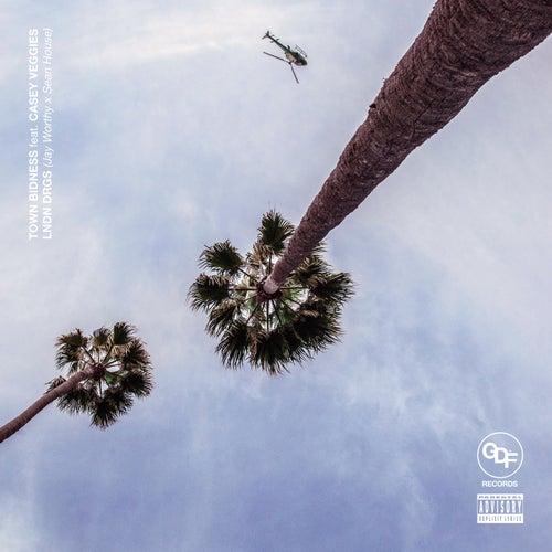 Town Bidness (feat. Casey Veggies) by LNDN DRGS