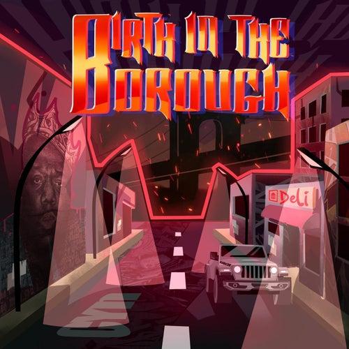 Birth In The Borough de Kai Ca$h