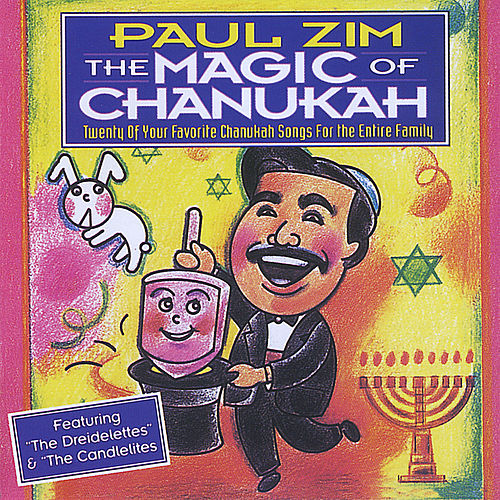The Magic of Chanukah by Paul Zim