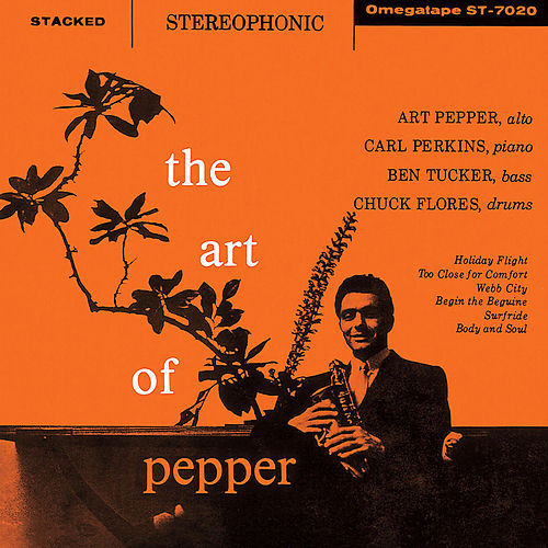 The Art Of Pepper de Art Pepper