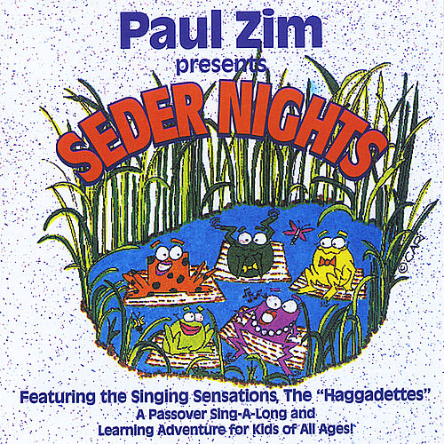 Seder Nights by Paul Zim