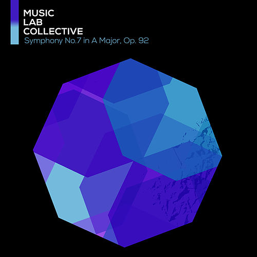 Symphony No. 7 in A Major, Op. 92 (arr. piano) von Music Lab Collective