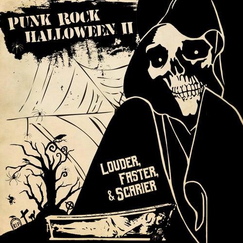Punk Rock Halloween, Vol. 2: Louder, Faster & Scarier de Various Artists