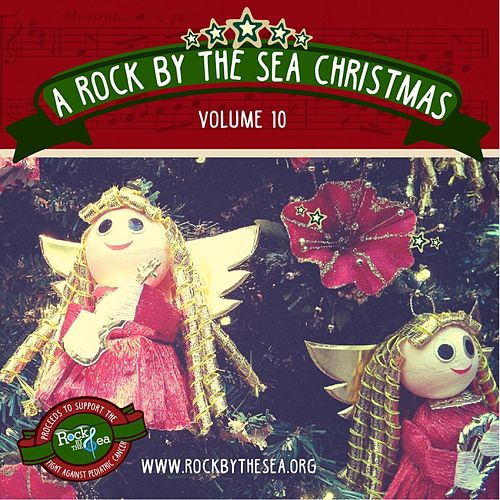 A Rock By the Sea Christmas, Vol. 10 de Various Artists