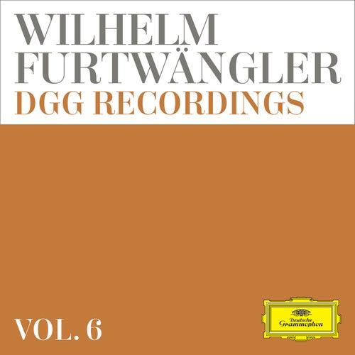 Wilhelm Furtwängler: DGG Recordings (Vol. 6) by Berliner Philharmoniker
