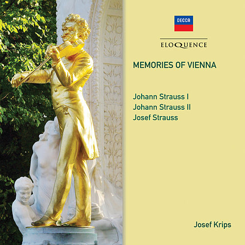Memories Of Vienna by Josef Krips