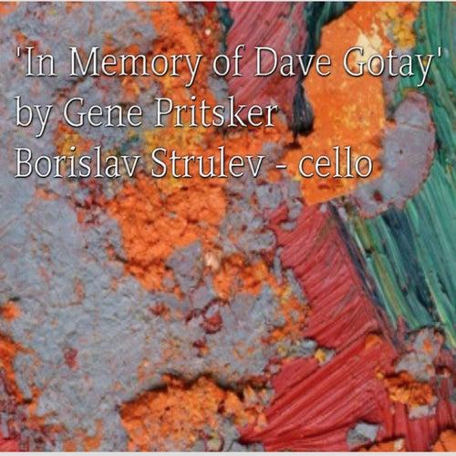 In Memory of David Gotay by Gene Pritsker