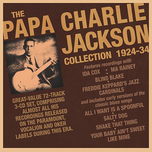 Collection 1924-34 de Papa Charlie Jackson