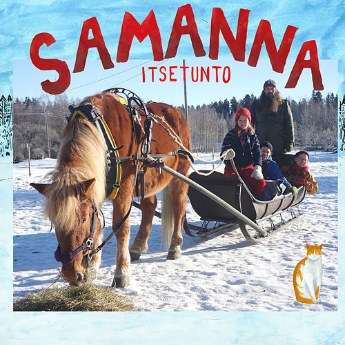 Itsetunto by Samanna