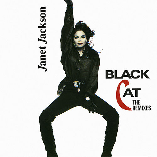 Black Cat: The Remixes by Janet Jackson