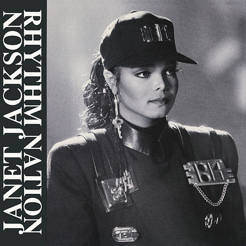 Rhythm Nation: The Remixes by Janet Jackson