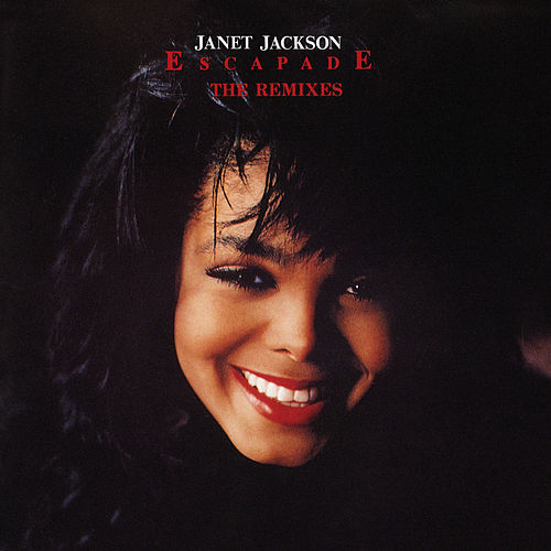 Escapade: The Remixes by Janet Jackson