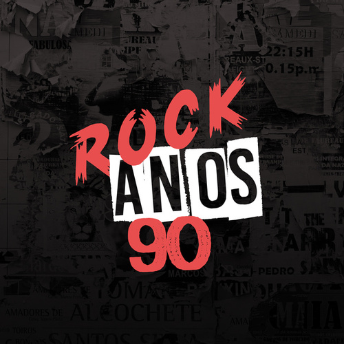 Rock Anos 90 de Various Artists