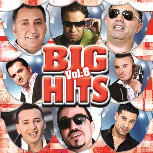 Big Hits, Vol. 6 de Alessio, Babi Minune, Bogdan De La Oradea, Cristi Dules, Florin Salam, Laura, Liviu Guta, Mr. Juve, Nek, Nicolae Guță, Ticy, Vali Vijlelie