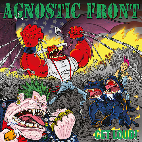 Spray Painted Walls von Agnostic Front