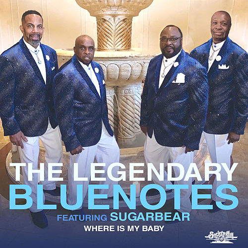 Where is My Baby de The Legendary Bluenotes