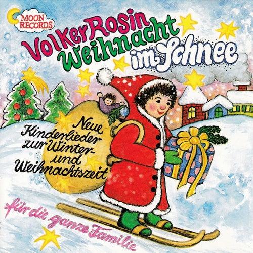Weihnacht im Schnee von Volker Rosin