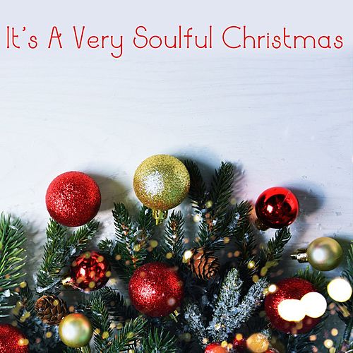 It's a Very Soulful Christmas de Various Artists