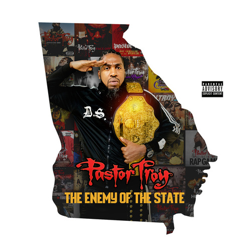 Enemy of the State de Pastor Troy