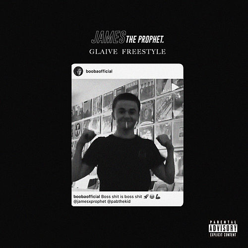 Glaive Freestyle by James The Prophet