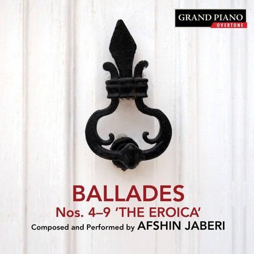 Afshin Jaberi: Piano Works, Vol. 2 – The Eroica by Afshin Jaberi