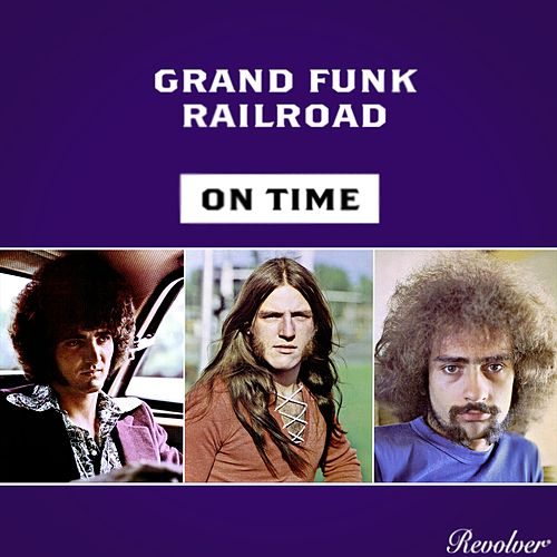 On Time de Grand Funk Railroad