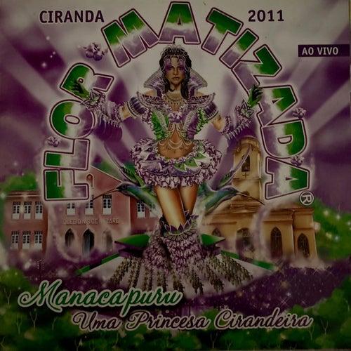 Manacapuru uma Princesa Cirandeira (Ao Vivo) de Ciranda Flor Matizada