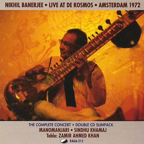 Manomanjari, Sindhu Khamaj 1972 von Nikhil Banerjee