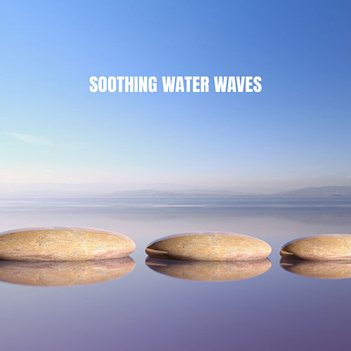 Soothing Water Waves by Rain Sounds