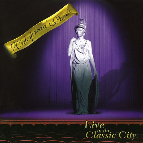 Live in the Classic City by Widespread Panic