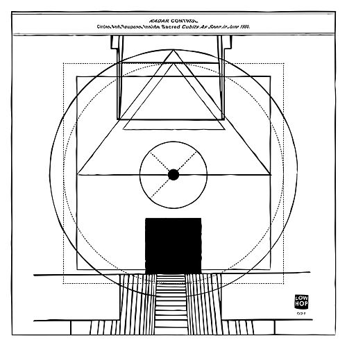 Circles and Squares Inside Sacred Cubits As Seen in June 1980. by Radar Control