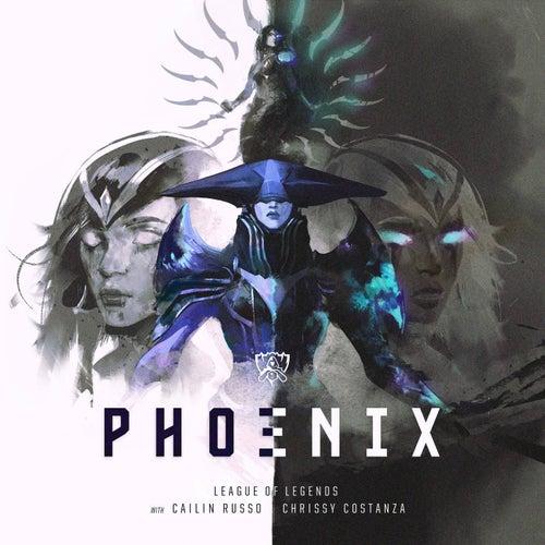 Phoenix von League of Legends