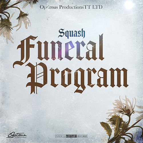 Funeral Program de SQUASH!