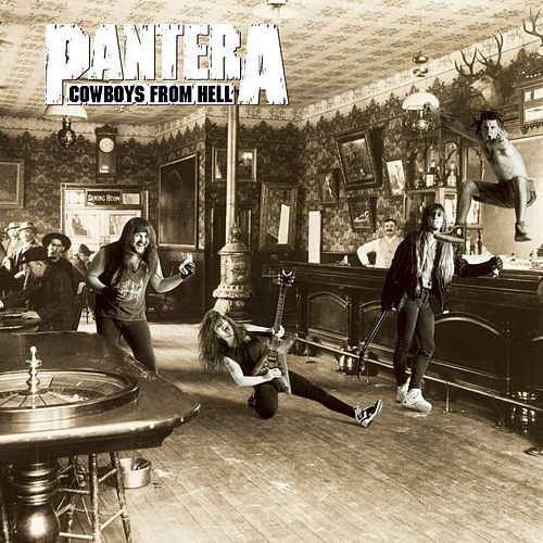 Cowboys from Hell (Deluxe) by Pantera