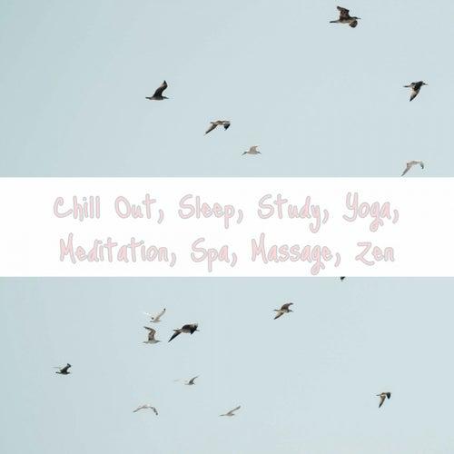 Chill Out, Sleep, Study, Yoga, Meditation, Spa, Massage, Zen de Various Artists