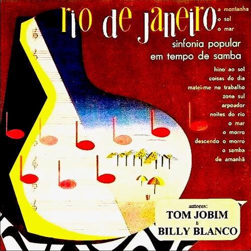 1954/1960: Sinfonia do Rio de Janeiro (Remastered) von Antônio Carlos Jobim (Tom Jobim)