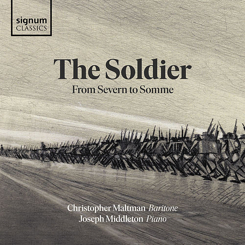 The Soldier: From Severn to Somme von Joseph Middleton