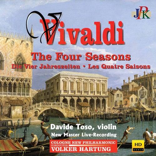 Vivaldi: The Four Seasons (Live) de Cologne New Philharmonic