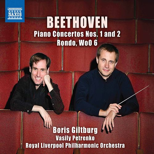 Beethoven: Works for Piano by Boris Giltburg