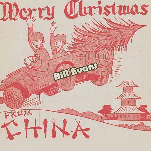 Merry Christmas from China von Bill Evans