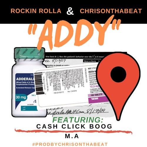 Addy (feat. Cash Click Boog & M.A) von Rockin Rolla